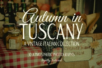 Autumn in Tuscany Collection