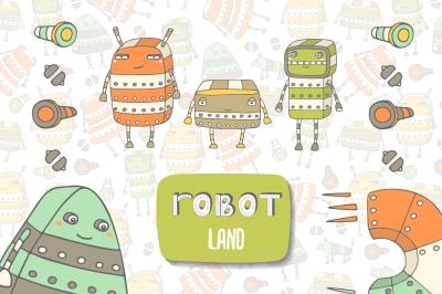 Hey, Robots!