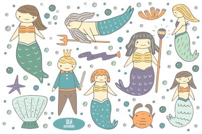 Mermaids story