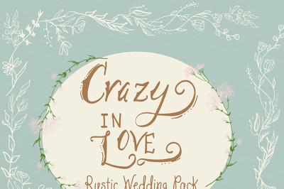 Rustic Wedding Pack