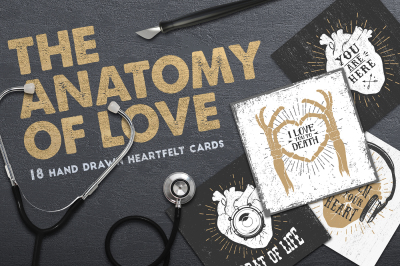 Anatomy of Love Cards (+Bonus)