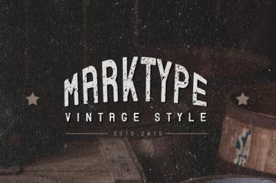 Marktype Font