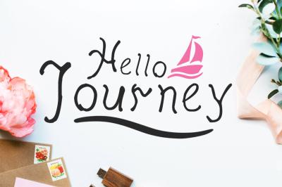 Hello Journey
