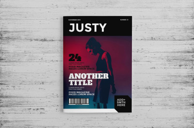 Multipurpose Magazine Indesign Template