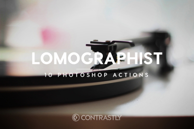 Lomographist Photoshop Actions