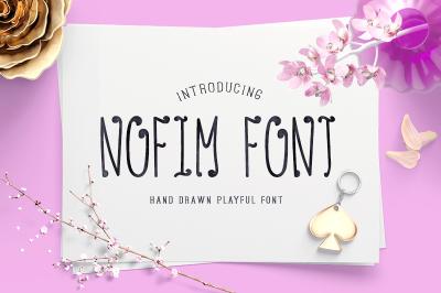Nofim Font