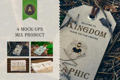 Mock-Up Mix product Vol.1