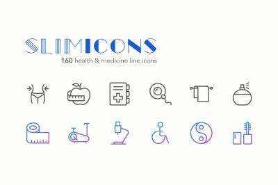 Health & Medicine Icons