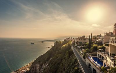 View point Taormina