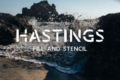 Hastings - Fill and Stencil