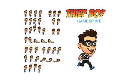 THIEF BOY