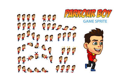 PARKOUR BOY