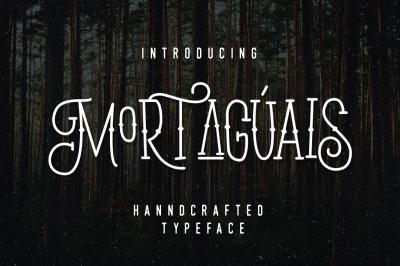 Mortaguais Typeface