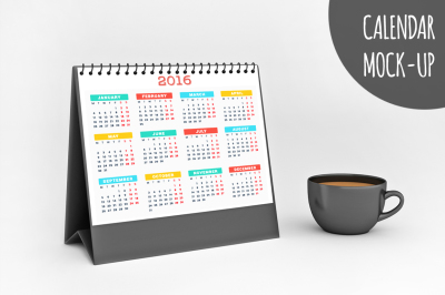 Calendar Mock-up V1