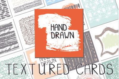 Vector Creative textures.Hand Drawn kit