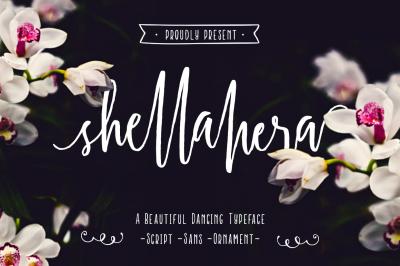 ShellaHera Typeface