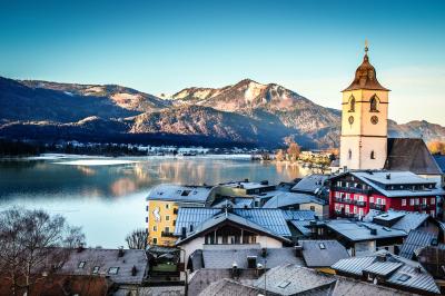 Lake View / St. Wolfgang / Austria