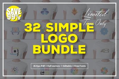 32 Logos Templates - v3