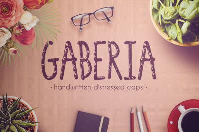 Gaberia Font