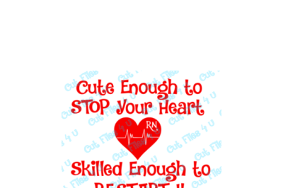 Cute Enough to Stop Your Heart and Skilled Enough to Restart it