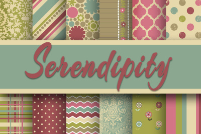 Serendipity Digital Papers