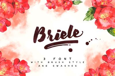 Briele Font Pack