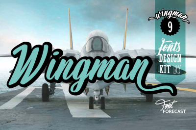 50% OFF! Wingman