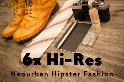 NEOURBAN HIPSTER FASHION TRAVEL 6x Hi-Res Images