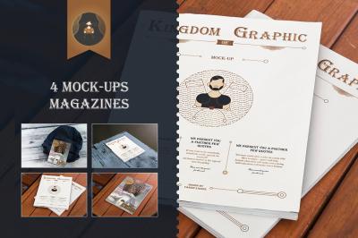 Mock-up Magazine vol.1