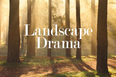 Landscape Drama Lightroom Presets