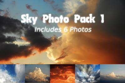 Sky Photo Pack 1