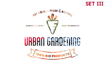 Urban Gardening 30xHiRes – SET 3