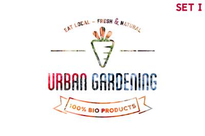 Urban Gardening 30xHiRes – SET 1