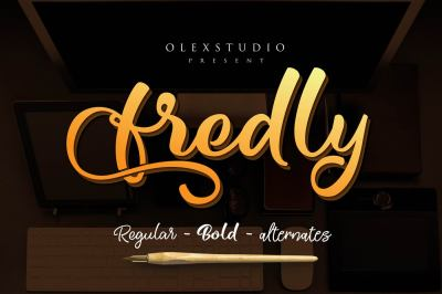 Fredly Modern Typeface OFF 75%