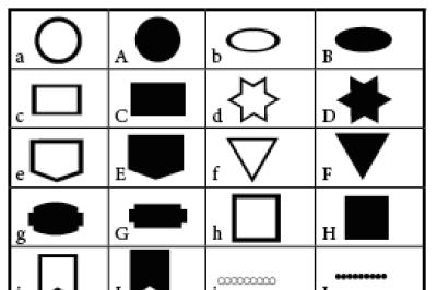 Frames Font
