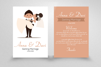 Invitation Cards Template