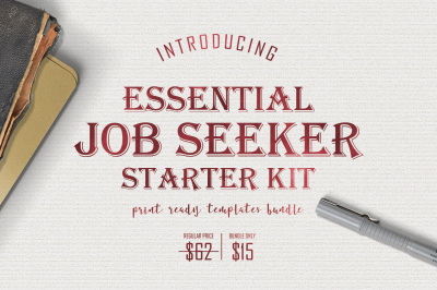 Essential Job Seeker Starter Kit