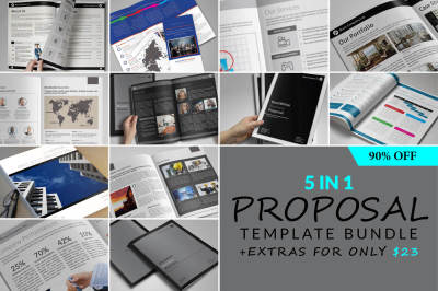 Proposal Templates Bundle