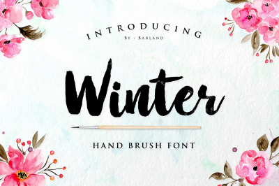 Winter Brush