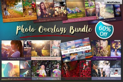 900+ Photo Overlays