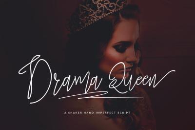 Drama Queen Monoline Script