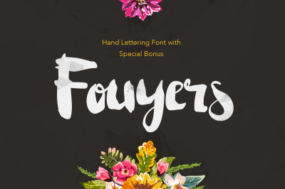 Fouyers + Bonus Badges & Vectors
