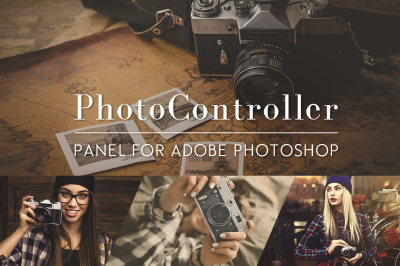 Photo Controller Photoshop Panel