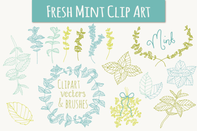 Mint Clip Art & Vectors