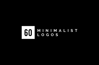 60 Minimalist Logos