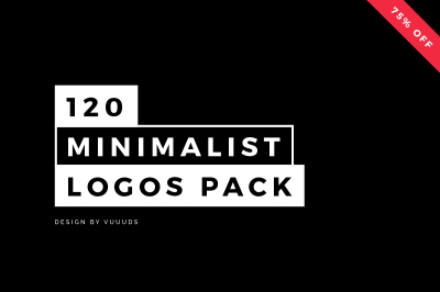 120 Minimalist Logos