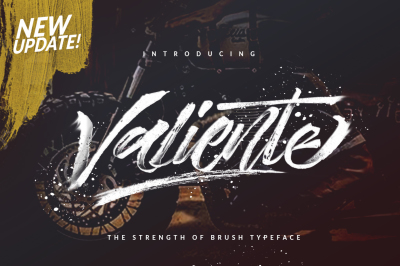Valiente Brush 30%OFF (UPDATED)