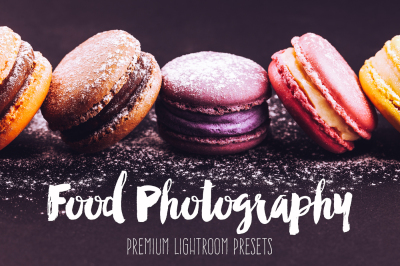 Food Lightroom Presets Collection