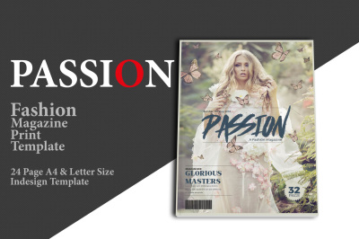 Passion - Fashion Magazine