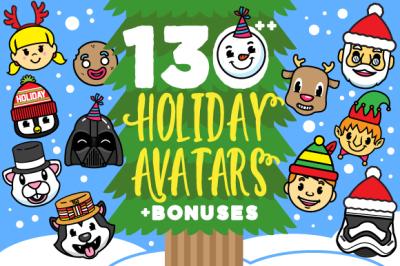 Holiday Avatars